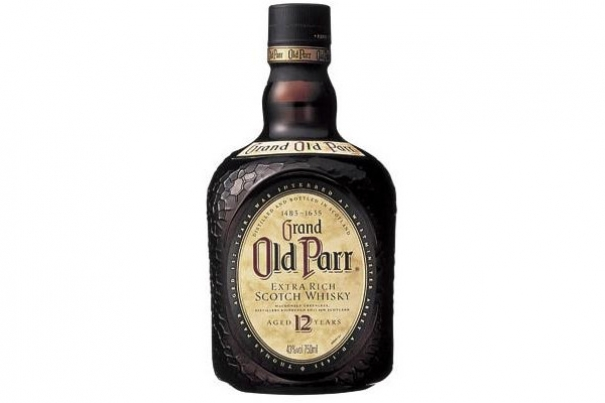 Johnnie Walker - Old Parr