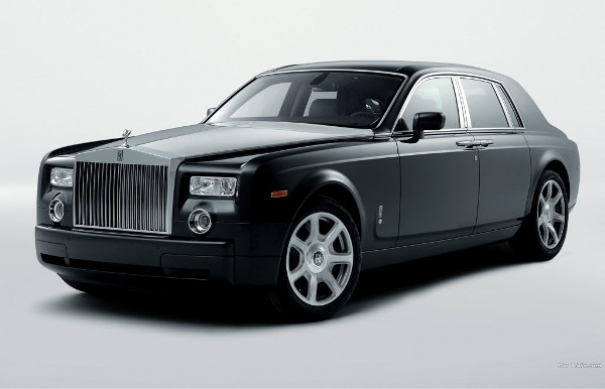 El Rolls Royce Phantom